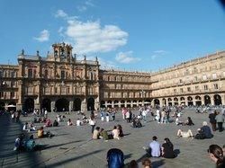 Centro histórico de Salamanca