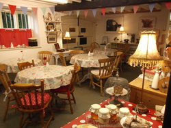 The Old Malthouse Tea Rooms