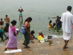 Amma Mandapam Bathing Ghats
