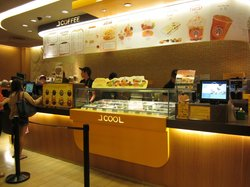 J. Co Donuts and Coffee At SM Megamall