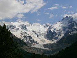 ghiacciaio Morteratsch