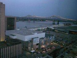 Harrahs Hotel New Orleans - 2208 Room View
