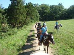 Cornerstone Farm Horseback Tours