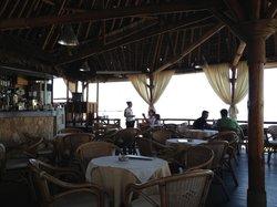 Bamboo Cafe Restaurant Sea Side Bar