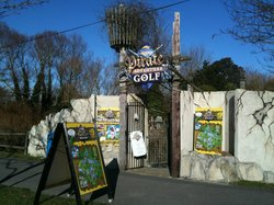 Pirate Adventure Mini Golf