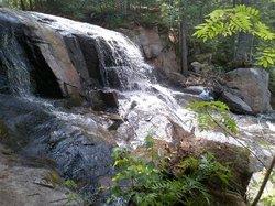 The Falls ... a short boat ride away