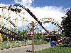 Silverwood Theme Park Idaho
