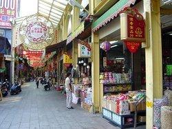Sanfong Jhong Street