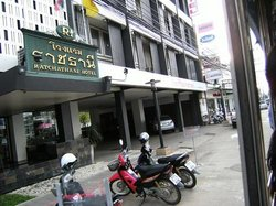 Rajthanee Hotel