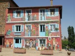 Destination Beaujolais - Bureau d'informations touristiques de Clochemerle