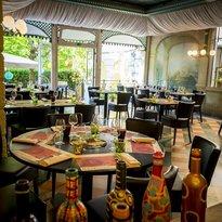Il Ristorante Novecento dell'Hotel Rovereto