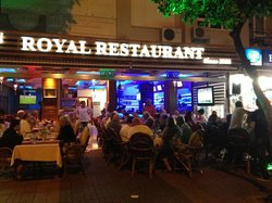 Royal Restaurant Cafe & Bar