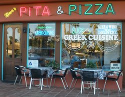 Nina's Greek Cuisine & Pizzeria