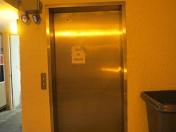 Only elevator