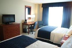 Habitacion dos camas queen size