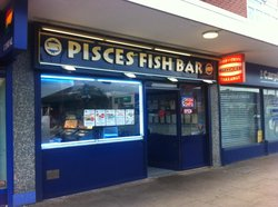 ‪Pisces Fish Bar‬
