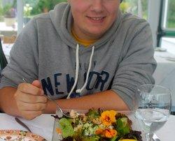 Crab salad-Incredible!!