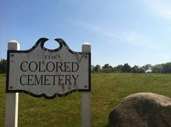 Colored Cemetery