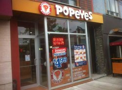 Popeyes Greektown The Danforth