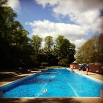 Jesus Green Outdoor Pool