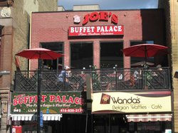 Joe's Buffet Palace