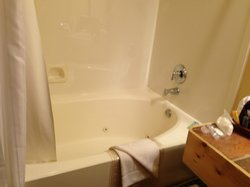 Nice jetted tub