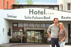 Hotel Sole-Felsen-Bad