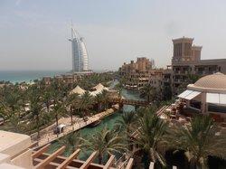 view of resort from al qasr