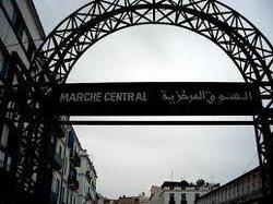 le marche central de Tunis