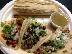 Tia's Tacos - re opened