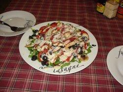 Pizza y Pastas del 108