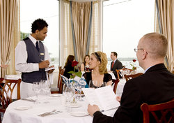 Coast Restaurant at the Grand Hotel Malahide