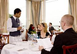 Coast Restaurant at the Grand Hotel Malahide
