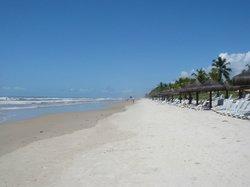 Comandatuba Beach