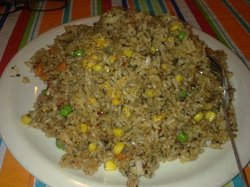 Just Fried Rice