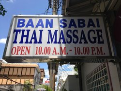 Baan Sabai Massage
