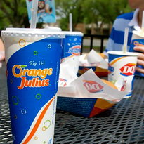 ‪Dairy Queen Orange Julius‬