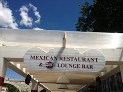 Mexican restaurant and sgheps lounge bar
