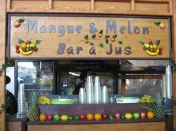 Mangue et Melon