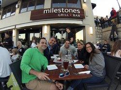 Milestones Grill + Bar