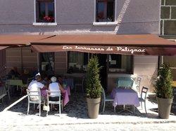 Les terrasses de Polignac