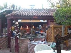 The Roman Oasis Restaurant