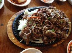 Korea BBQ & Tofu