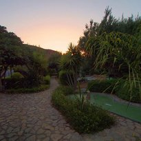 Minigolf Scopello Green Garden