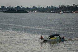 Mahakam River