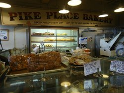 Pike Place Bakery at Pike Place Market