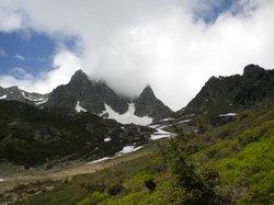 Reserve naturelle des Aiguilles Rouges