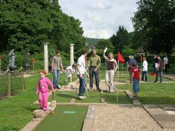 Wye Valley Miniature Golf