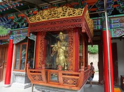 Baiyun Taoist Temple of Lanzhou