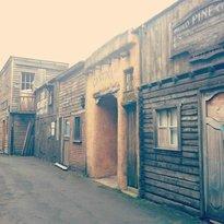 Wild West Cowboy Street